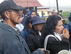 Laurencio Peña y Patricia García