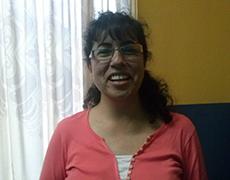 Nora Mateus, del Colegio Marsella
