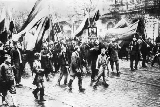 La Revolución de 1905 en Rusia: Ensayo general de la de 1917
