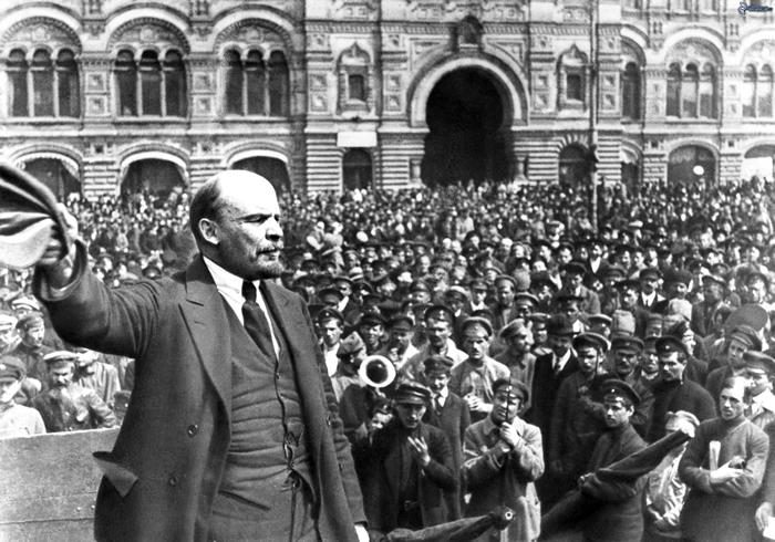 Lenin, el genial conductor de la Revolución de Octubre
