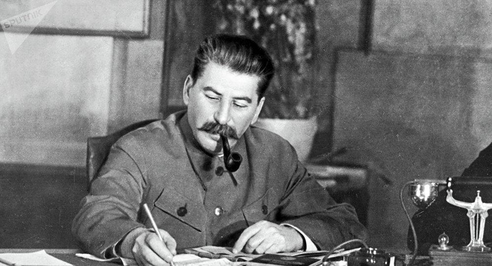 José Stalin, el formidable jefe de la Unión Soviética en la construcción socialista y en la Gran Guerra Patria contra el nazismo